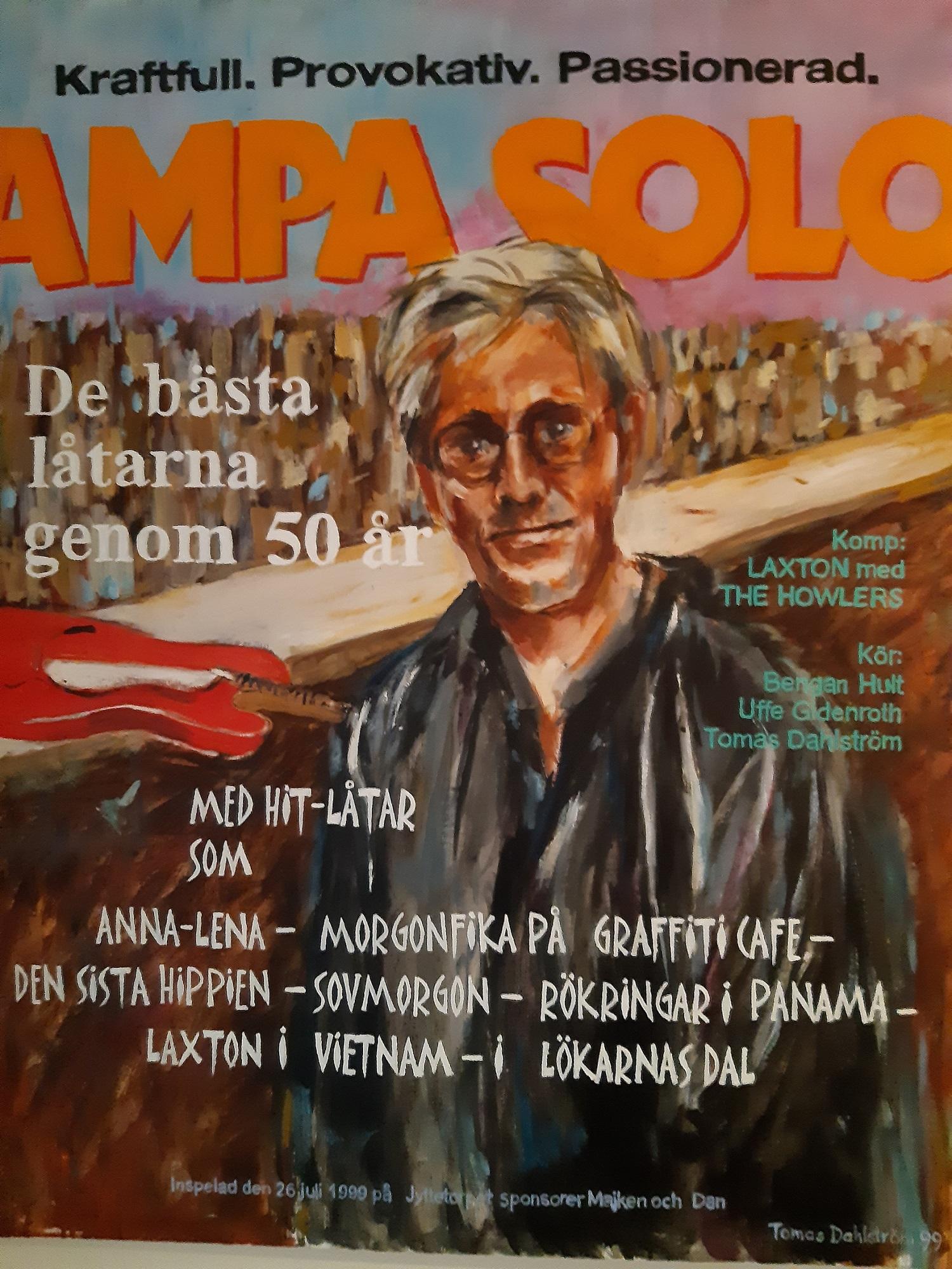 Ampa av Tomas Dahlström