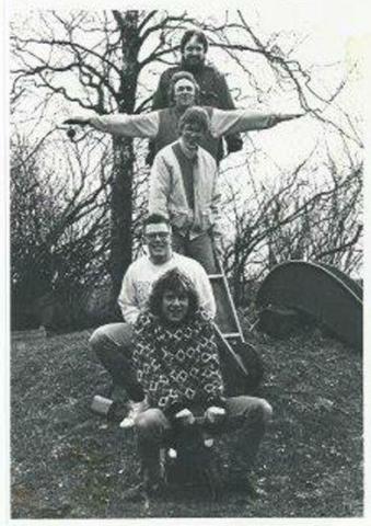 Laxton Band på 80-talet